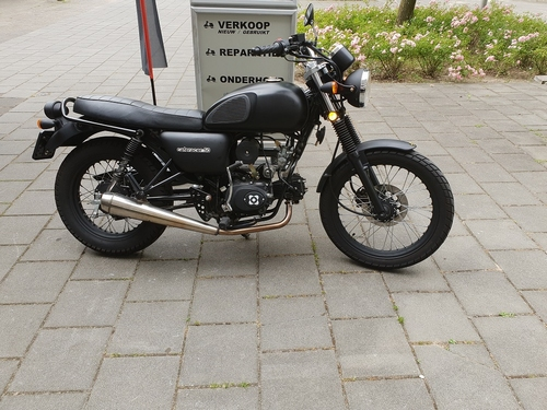 AGM Caferacer