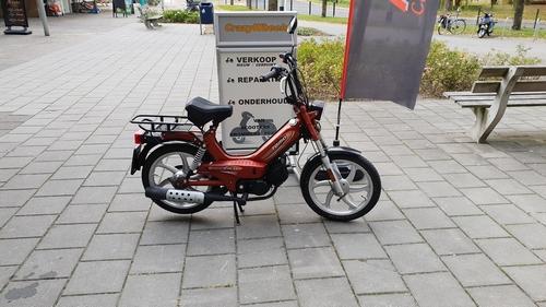 Tomos Luxe E-start 2009